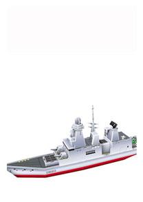 589系列 589-P 护卫舰拼图 3D立体拼图批发