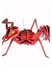 2603系列 2603-1 蚂蚁拼图 动物拼图