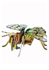 2603系列 2603-4 蜜蜂拼图 动物拼图