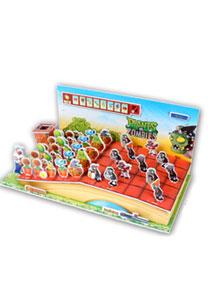 689-K 卡通拼图 植物大战僵尸―屋顶版拼图