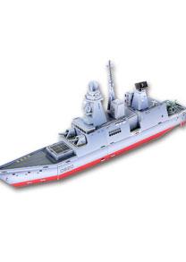 689-P 卡通拼图 护卫舰拼图