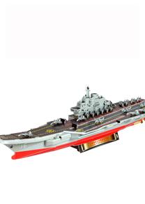 军事航母 3d立体拼图