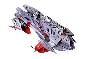 T-006水翼鲨攻击舰 金刚拼图