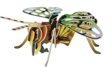 森禾玩具 立体拼图